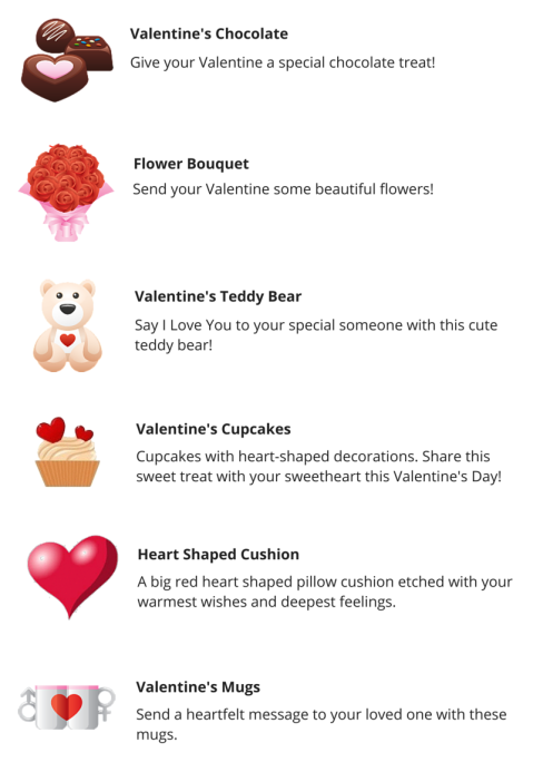 IN-Valentines Gifties