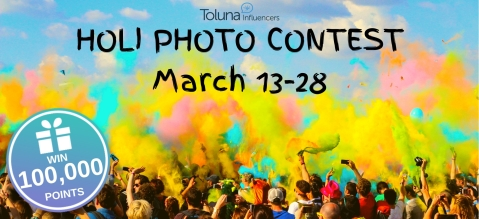 Holi Photo Contest