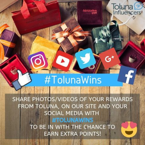#TolunaWins